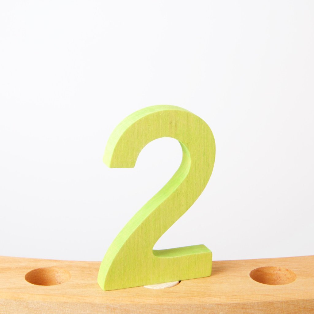 2 | Decorative Number