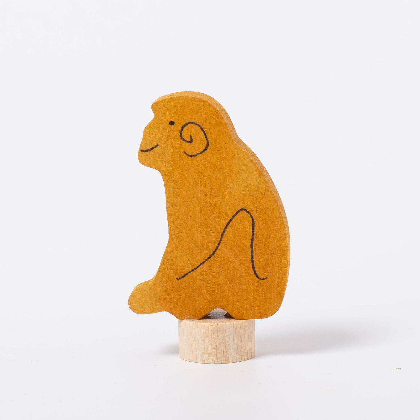 Decorative Figure | Sitting Monkey