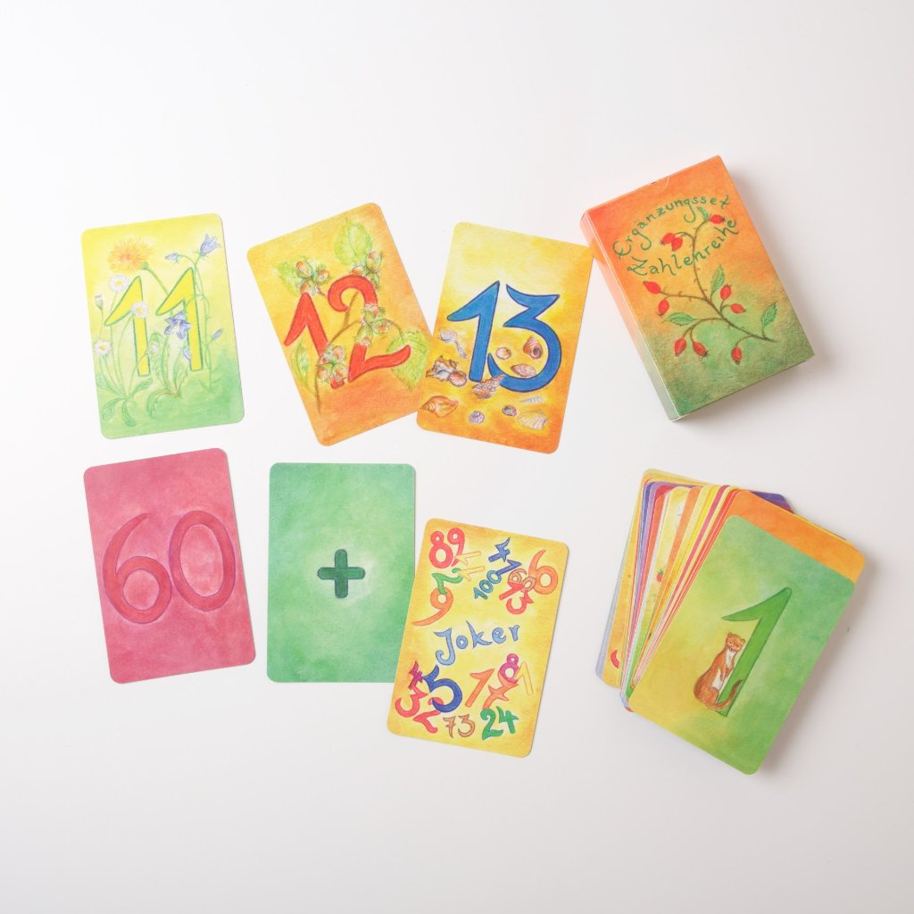Number Cards | Supplementary Set