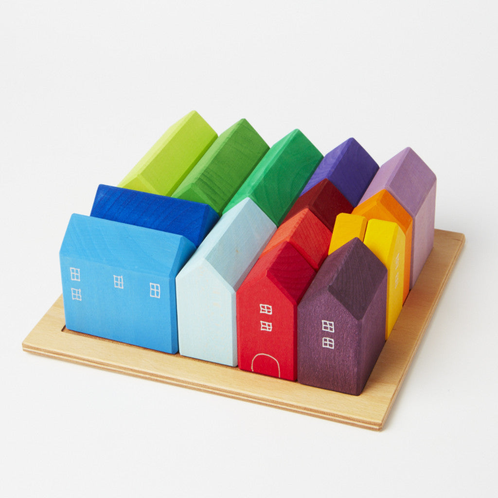 Small Houses Building Set