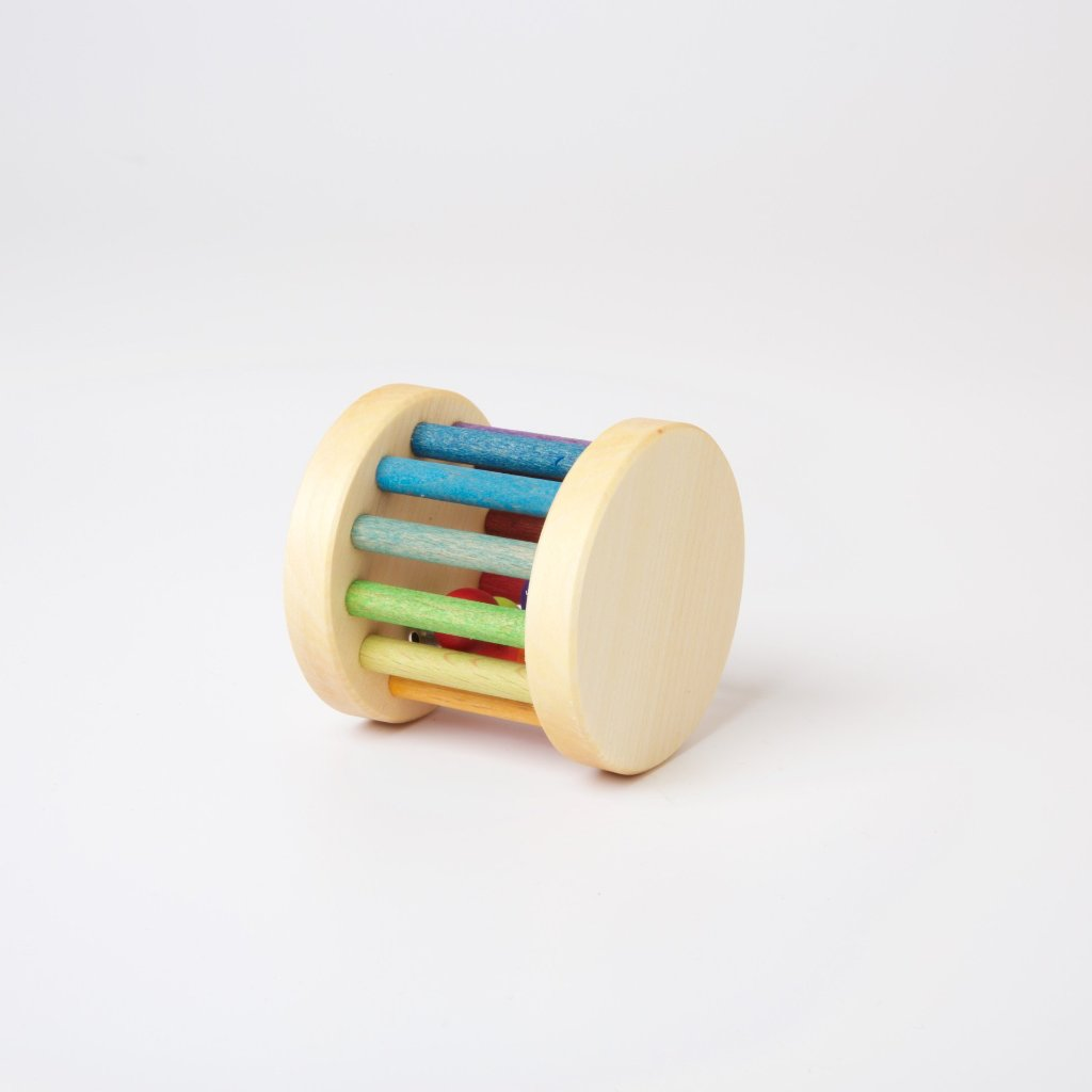 Mini Rainbow Rolling Wheel