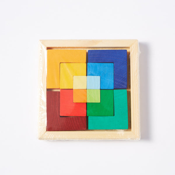 Small Square Puzzle from Grimm's