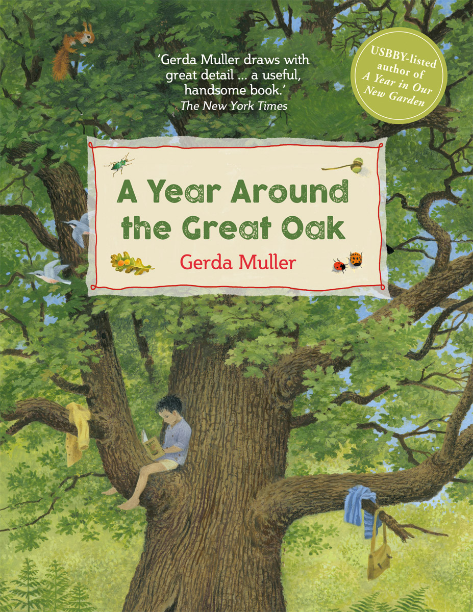 A Year Around the Great Oak | New Edition
