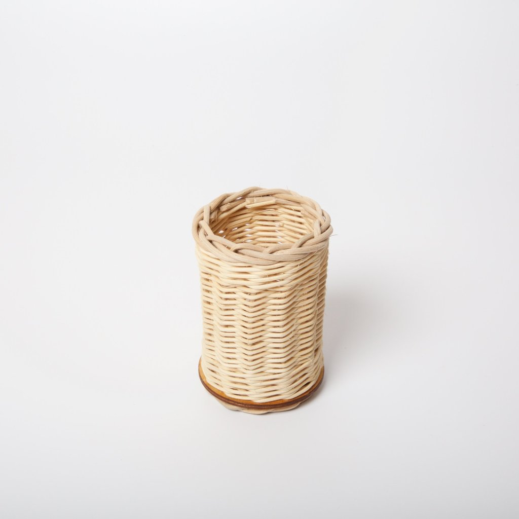 Basketry Kit For Beginners | Pencil Holder