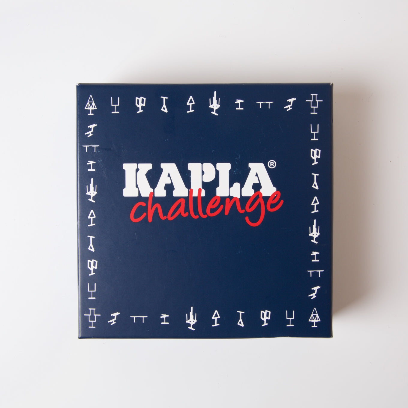 The Kapla Challenge