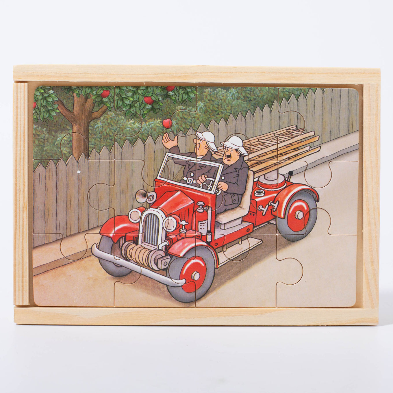 Fire Engine | Boxed Puzzle