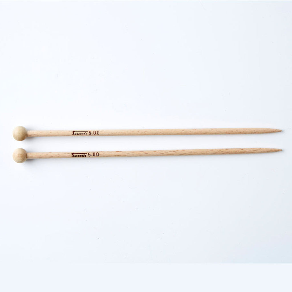 Bamboo Knitting Needles for Children