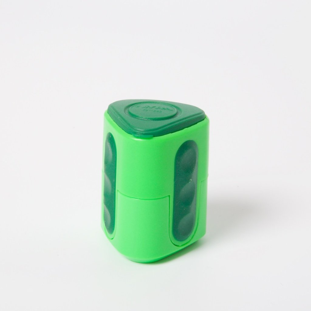 Lyra Twin Pencil Sharpener with Container