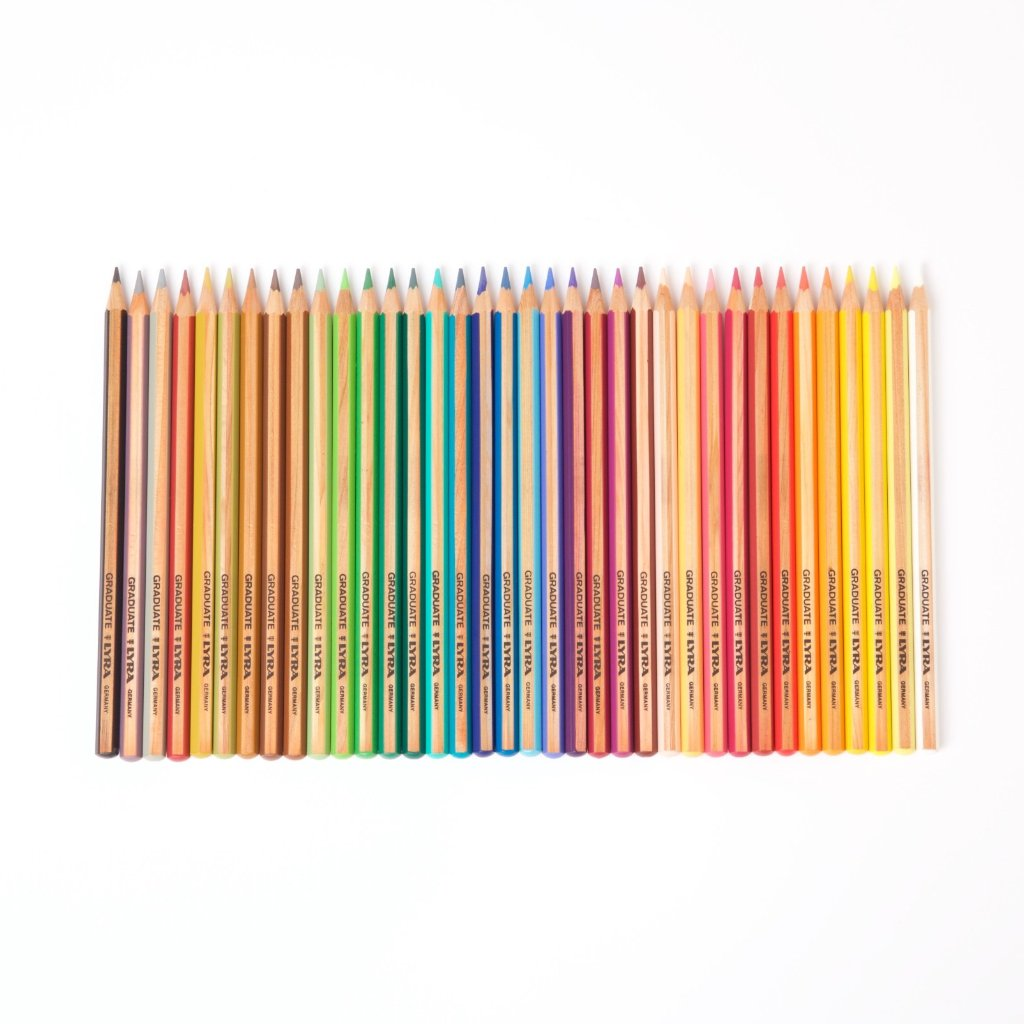 Lyra Graduate Coloured Pencils | 36