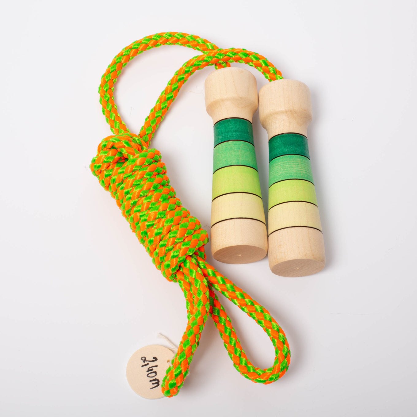 Skipping Rope | Orange/Green
