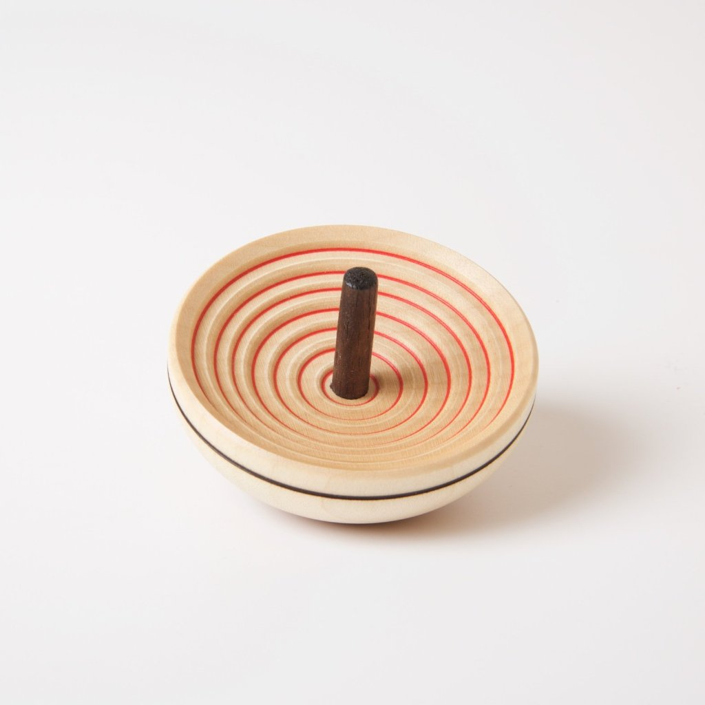 Ufo Spinning Top | Red