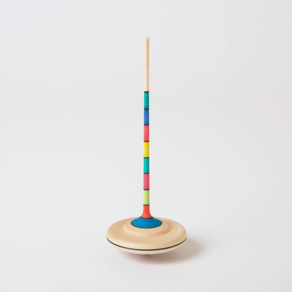 Ara Spinning Top | Stripes