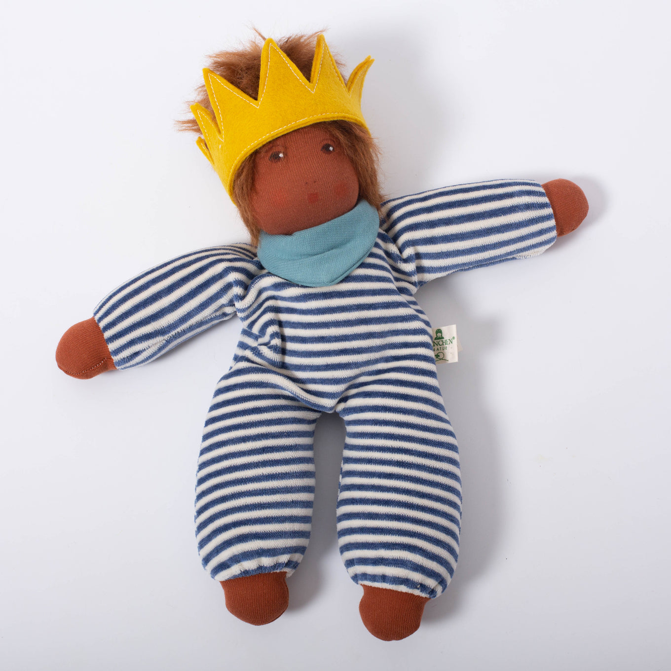 Little King Oskar | Waldorf Doll