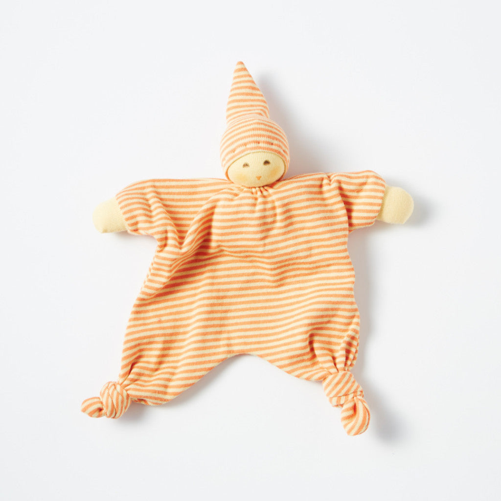 Sun & Moon Organic Blanket Dolls