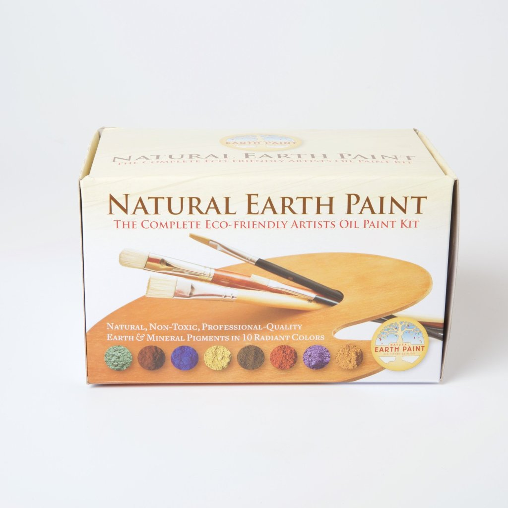 The Earth Oil Natural Paints Kit