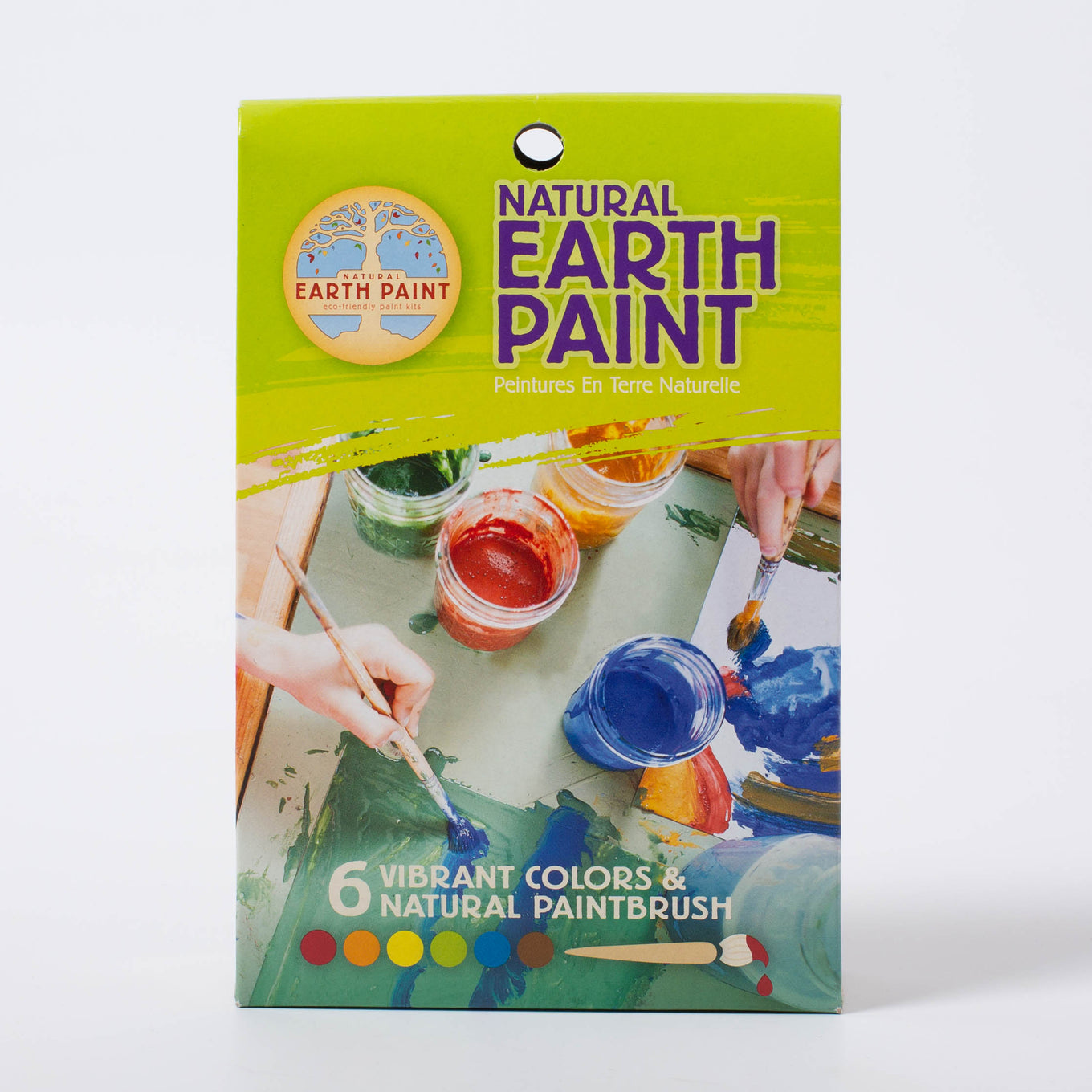 Natural Earth Paint | Children's Kit Mini