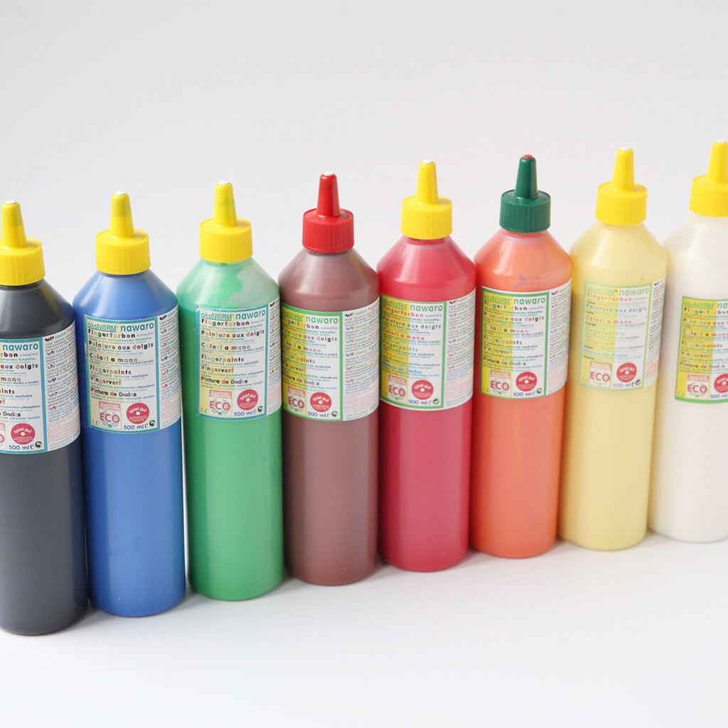 Finger Paint | Individual colours