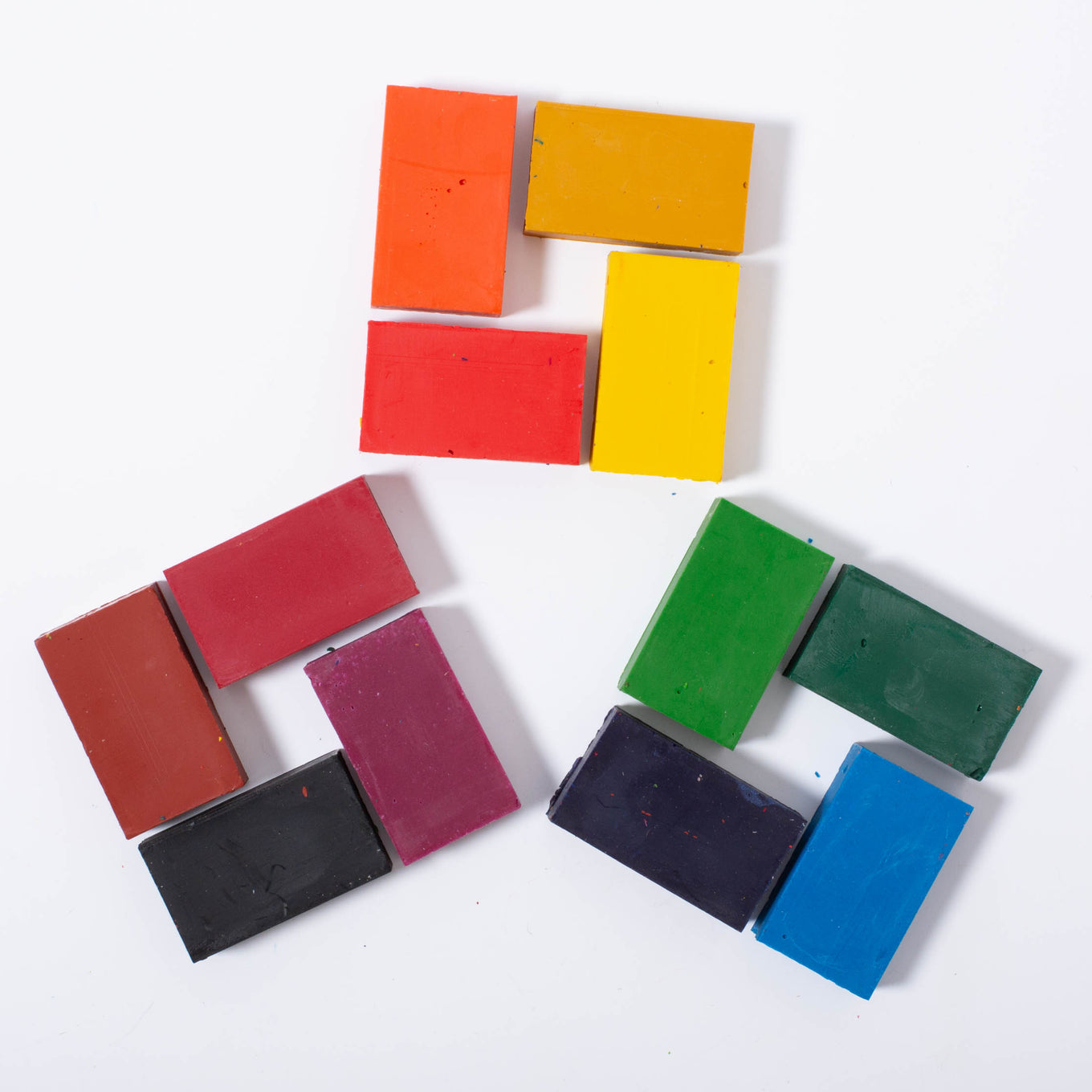 Beeswax Blocks | 12 colours