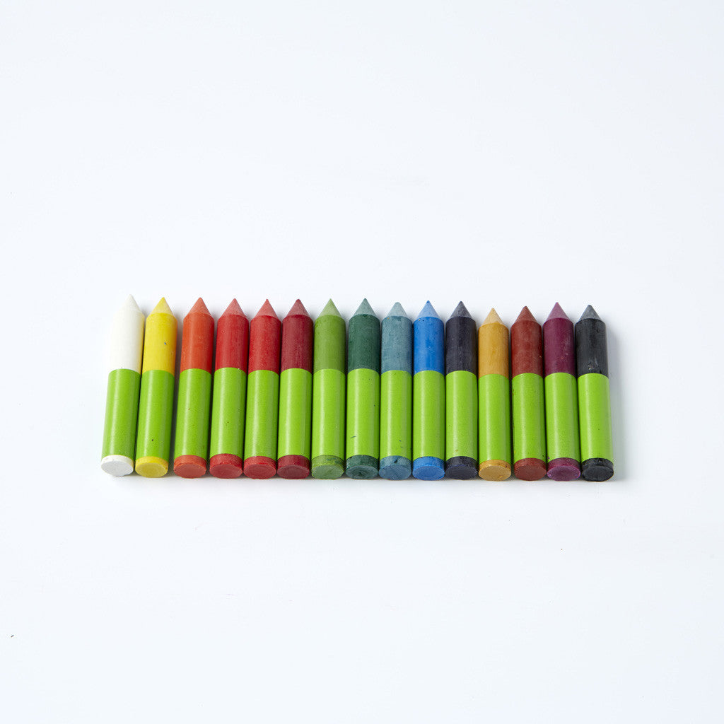 Wax Crayons for Fabric