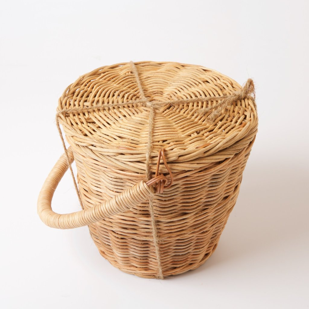 Little Apple Basket | Natural