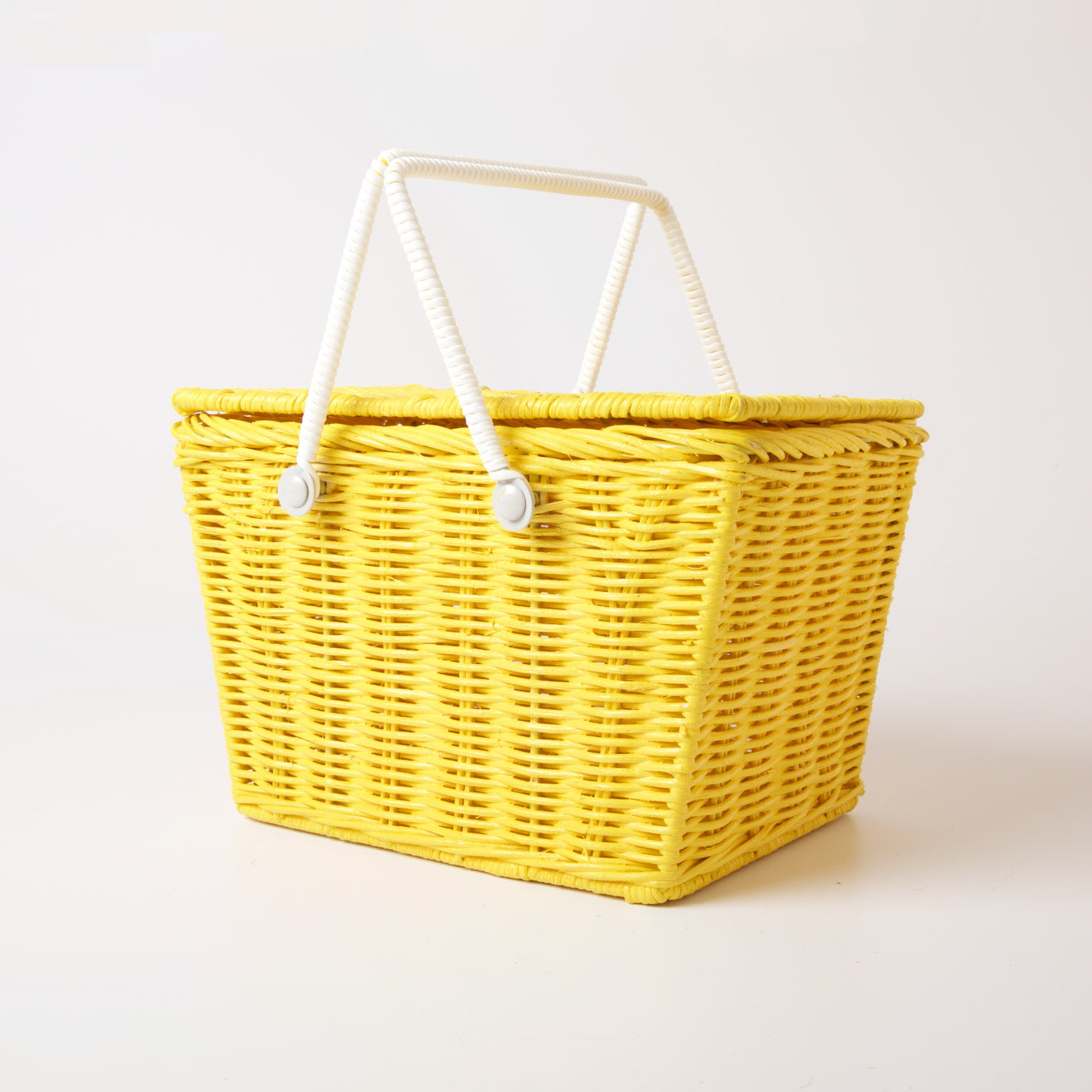 Piki Basket | Yellow