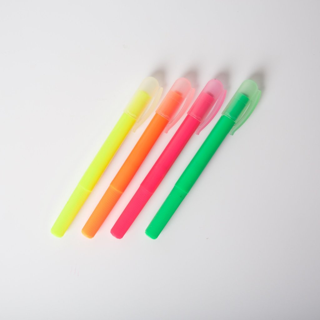 Neon Gel Highlighters
