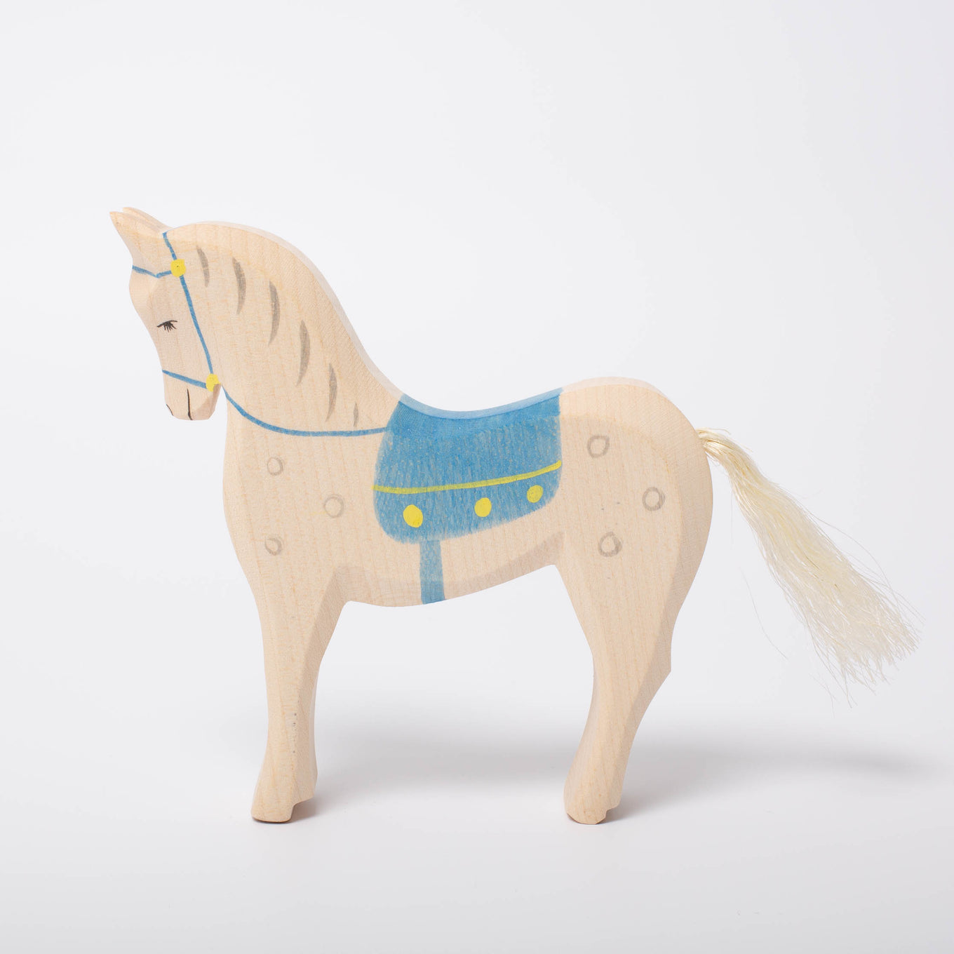 Horse with Saddle 2