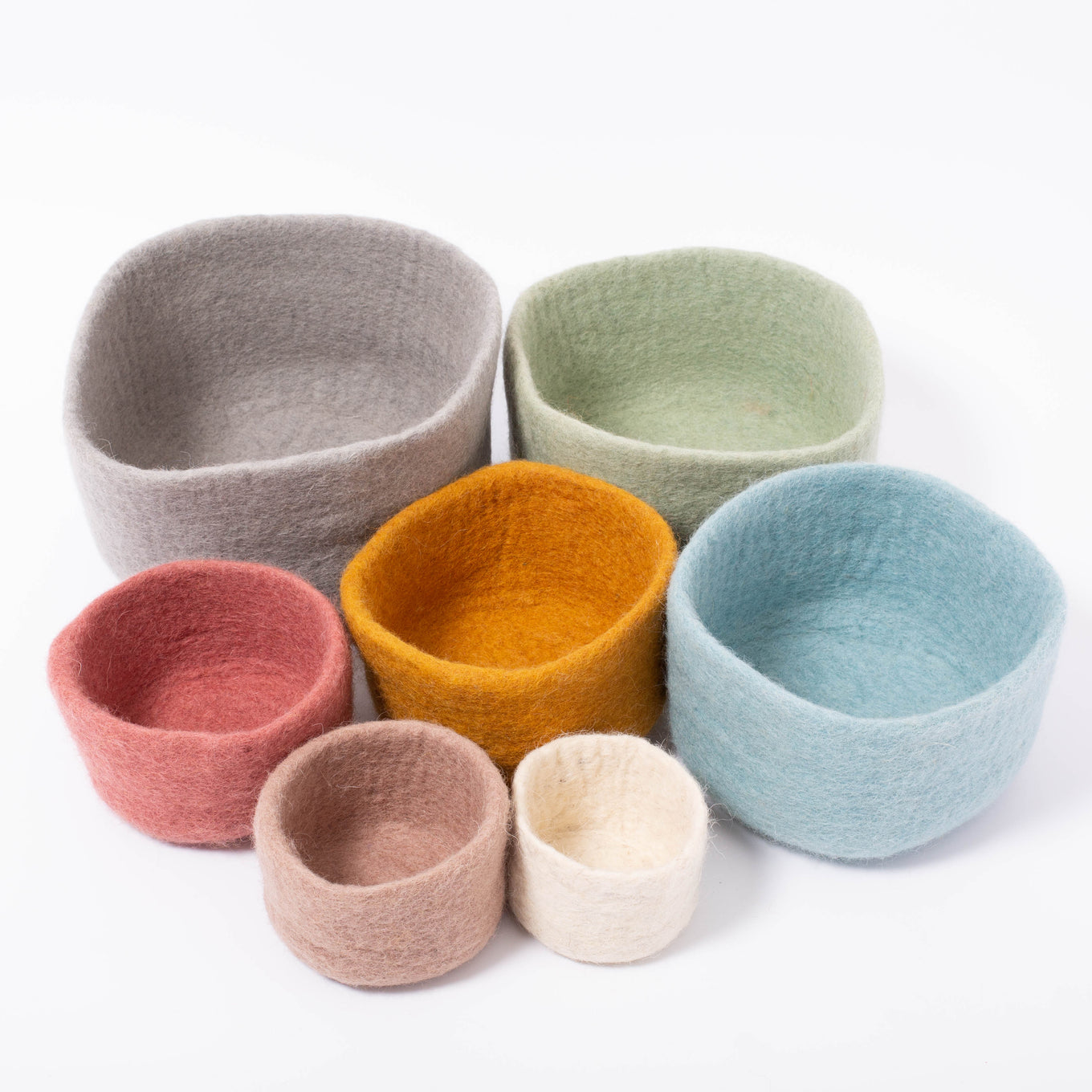 Earth Nested Bowl Set/7pc