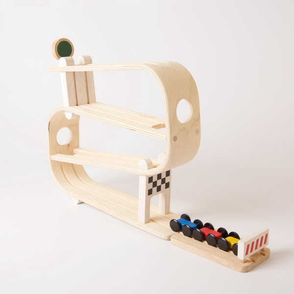 Plan Toys | Ramp Racer | Conscious Craft