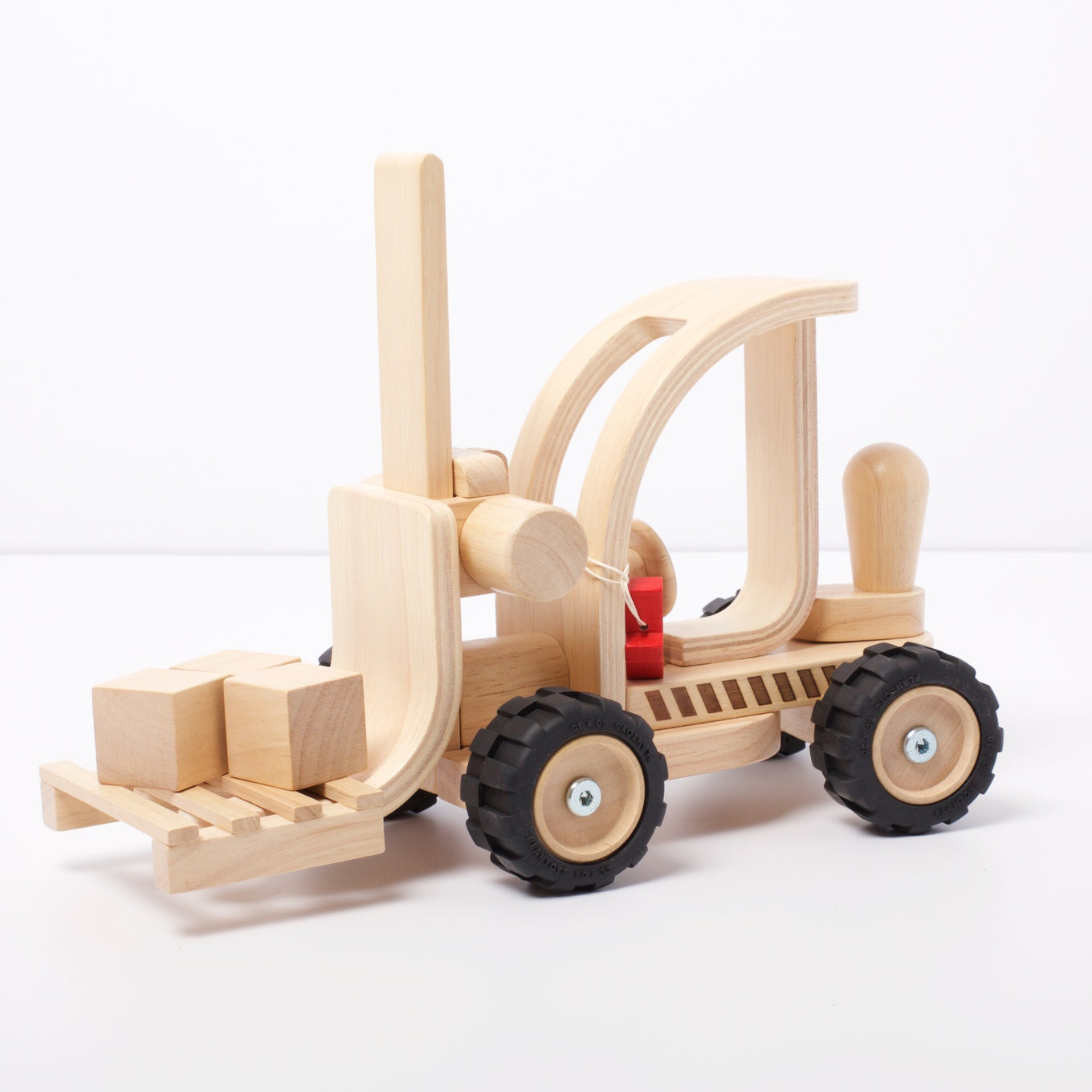 plan toys forklift limited edition | conscious craft