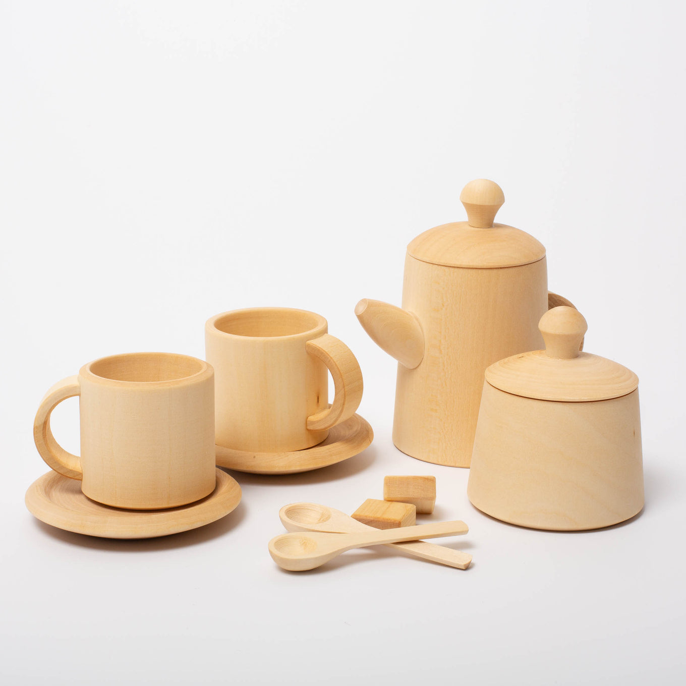 Tea Set | Natural