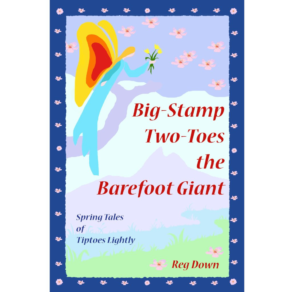 Big-Stamp Two-Toes the Barefoot Giant