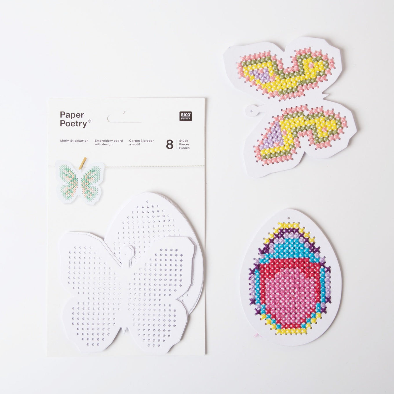 Easter Embroidery Board