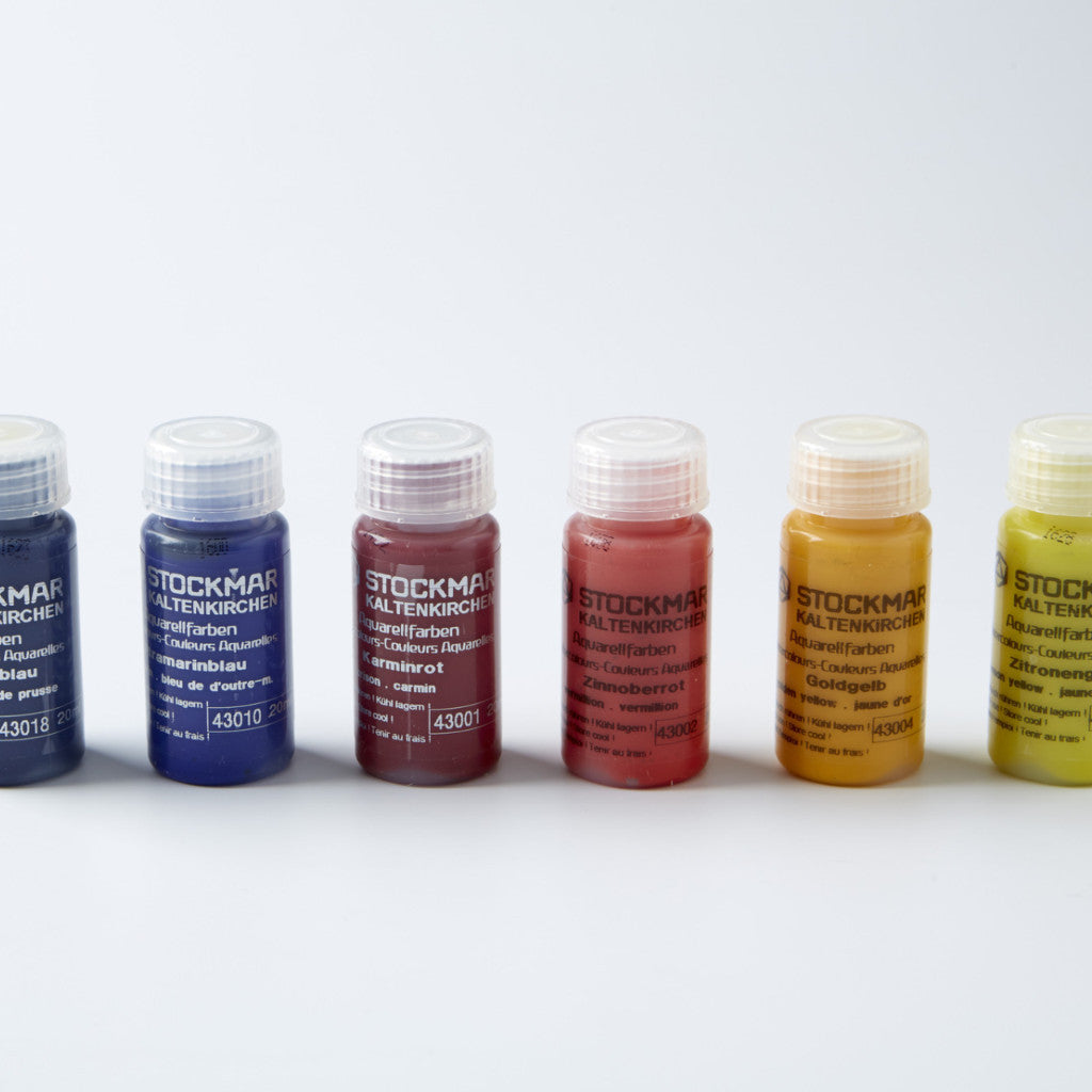 Stockmar Watercolour Paints (Set of 6)