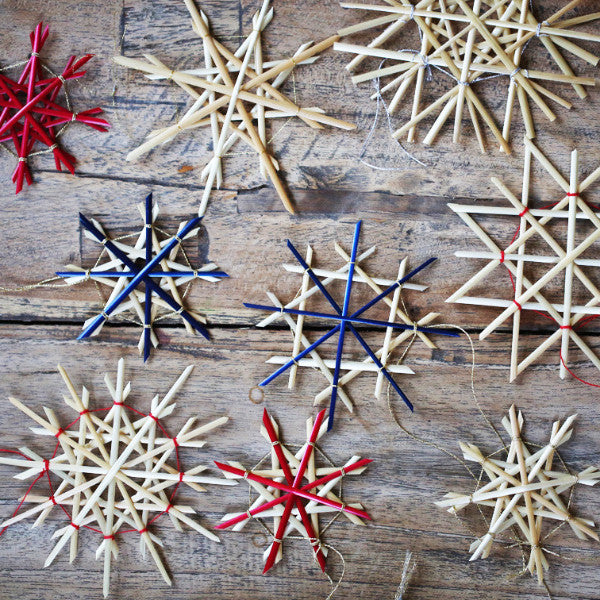 Straw Star Kit - 24 Points
