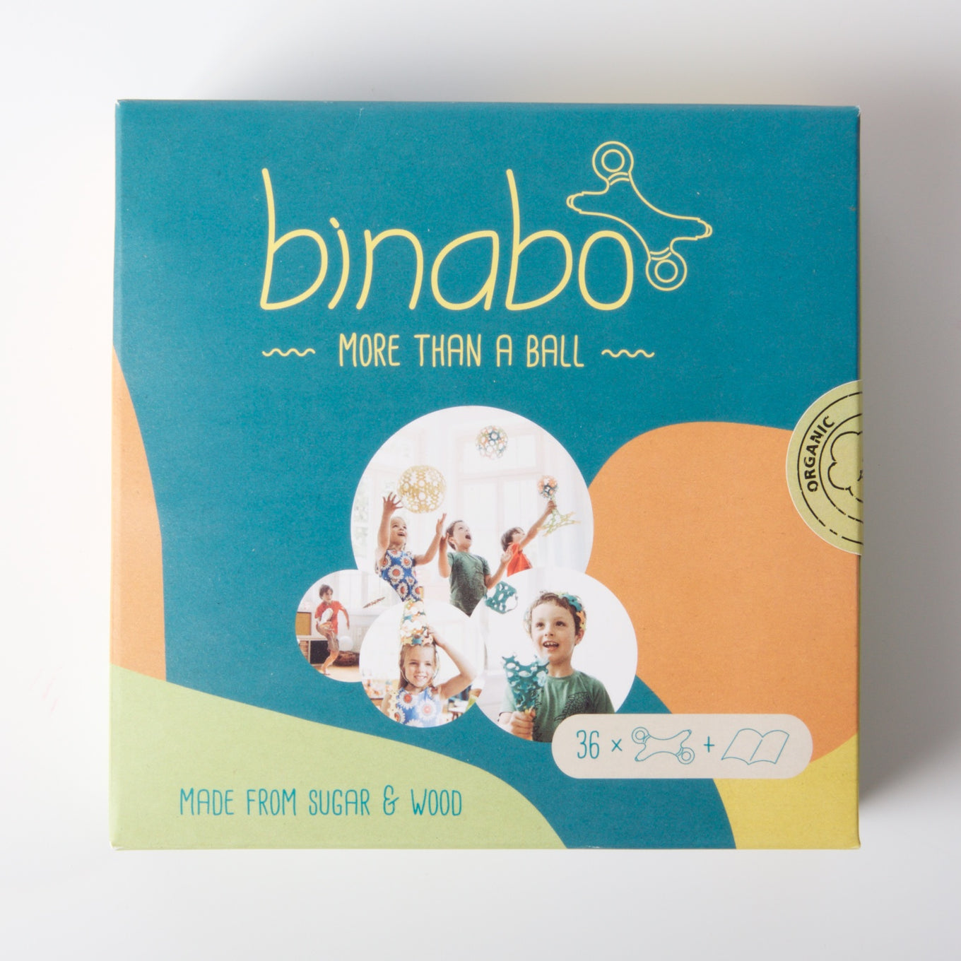 Binabo | 36 Chips | Green