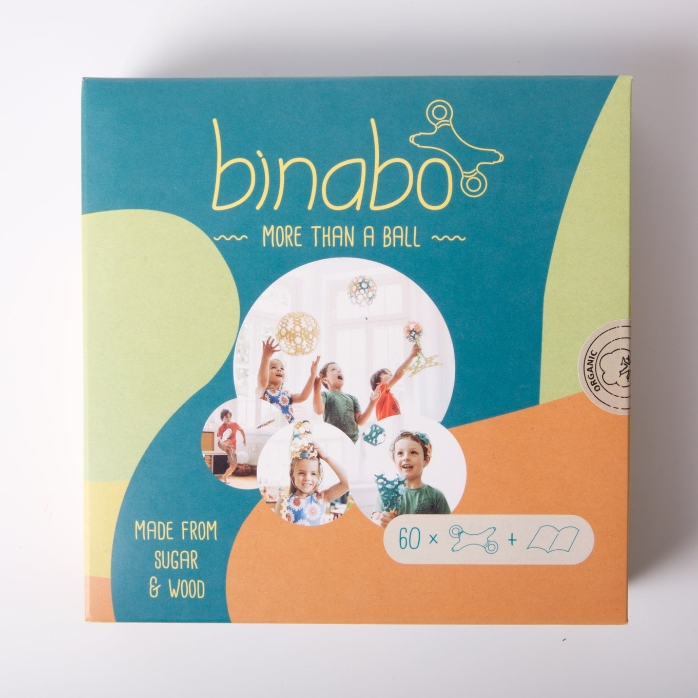 Binabo | 60 Chips | Mixed Colour