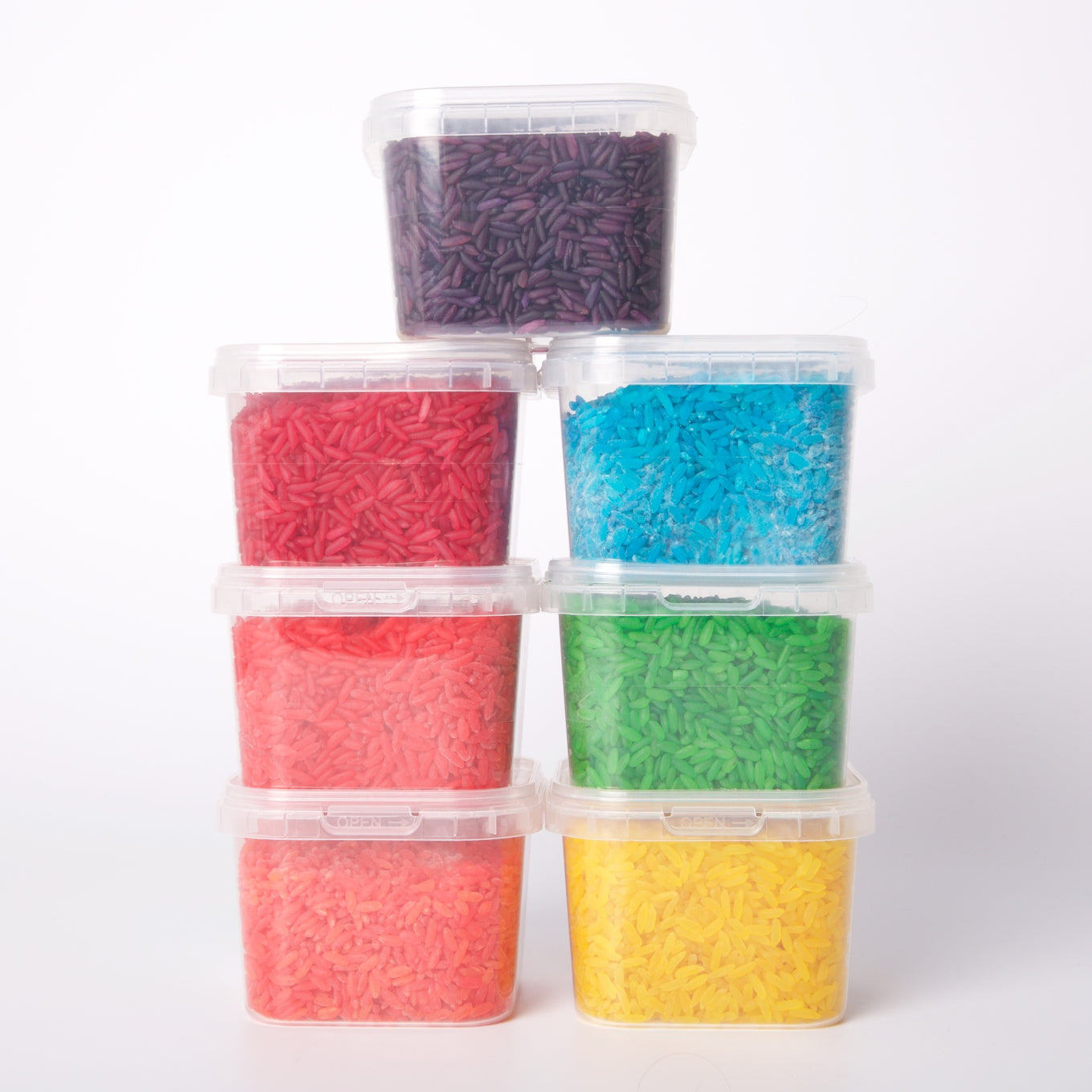 Rainbow Rice Set
