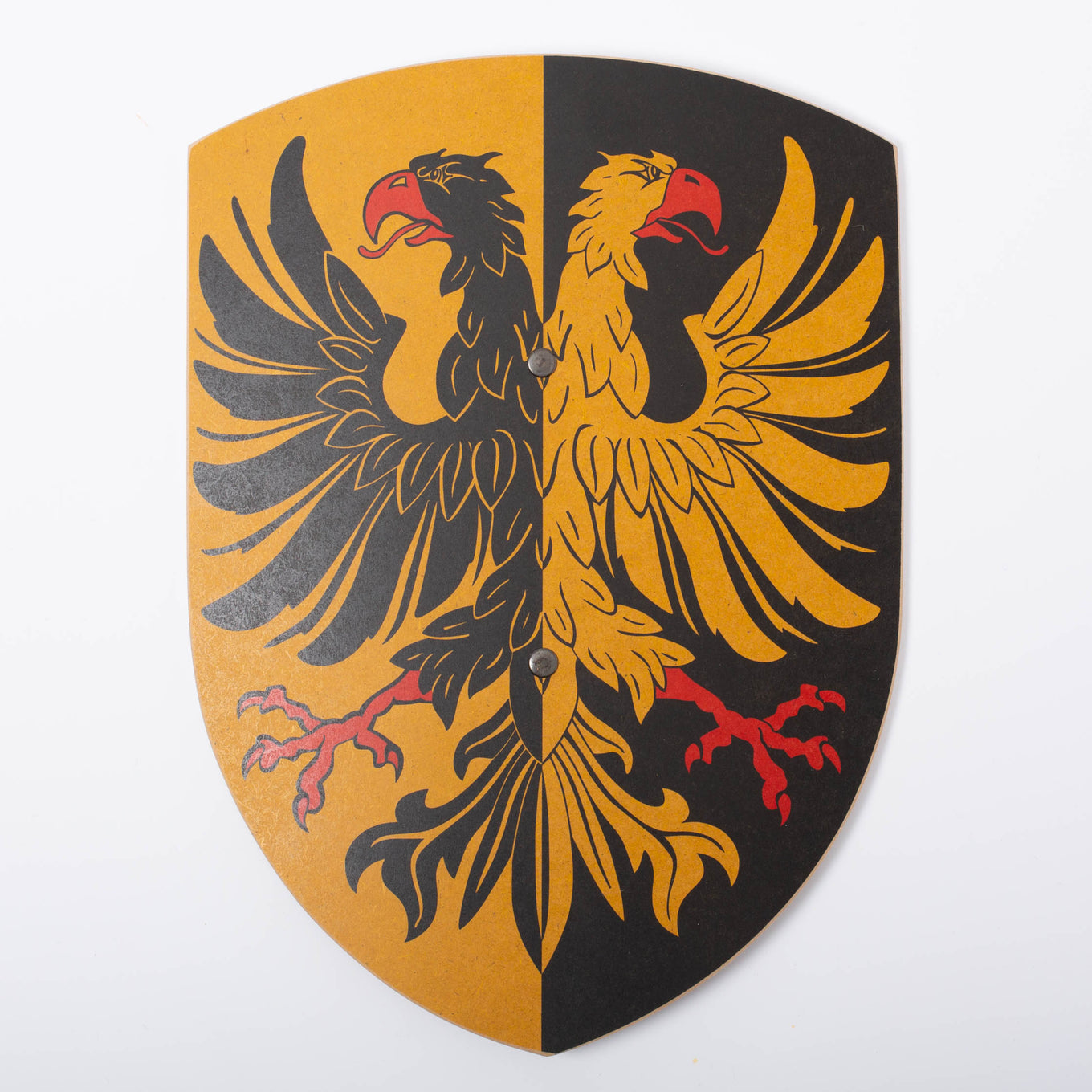 Double Headed Eagle Shield