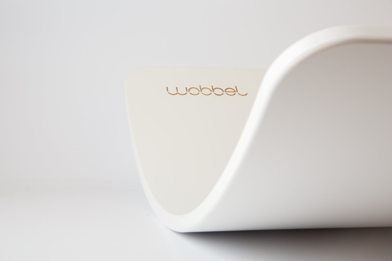 Wobbel Board | Limited Edition White
