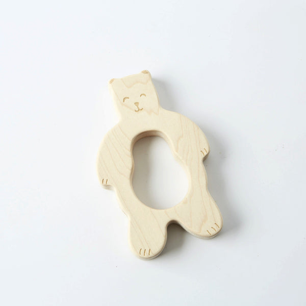 Wooden Story Teether from Conscious Craft