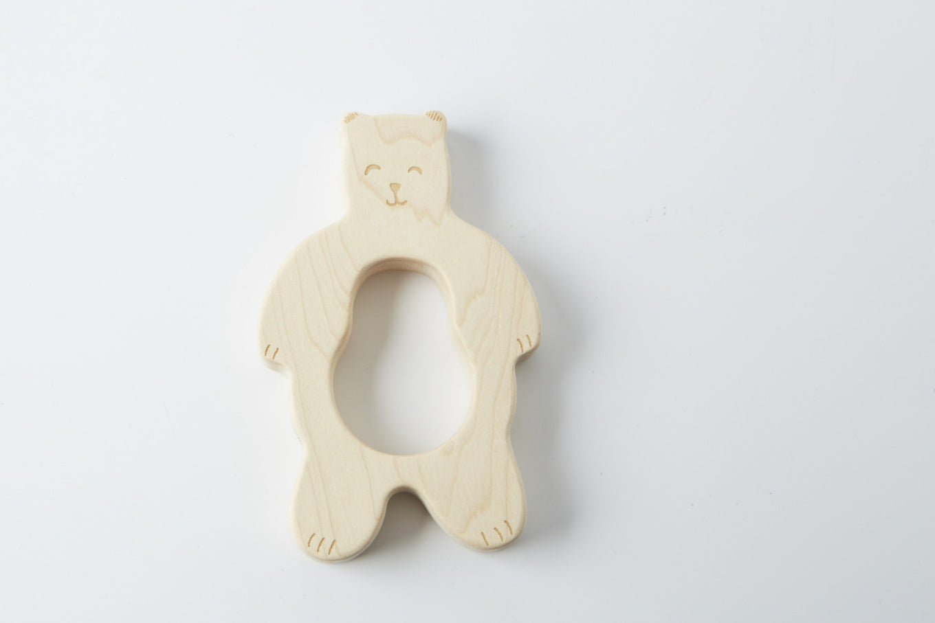 Smily Bear Teether