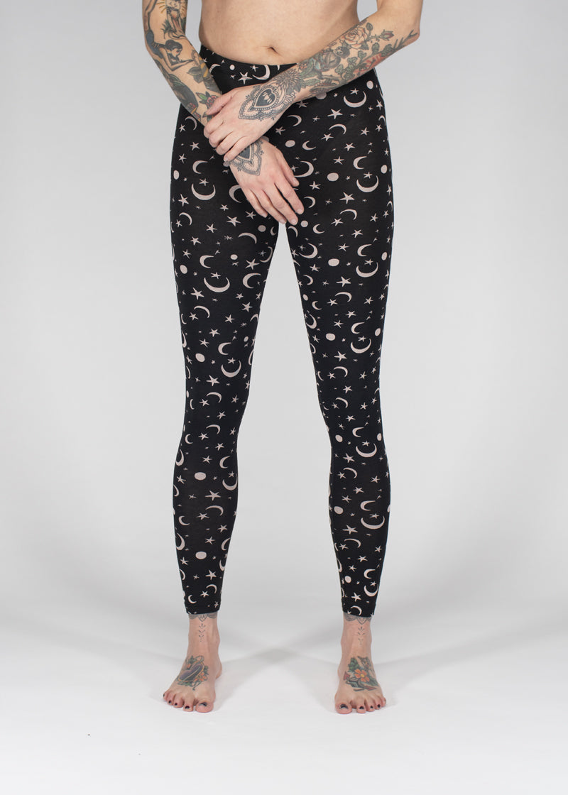 Leggings Moon & Star