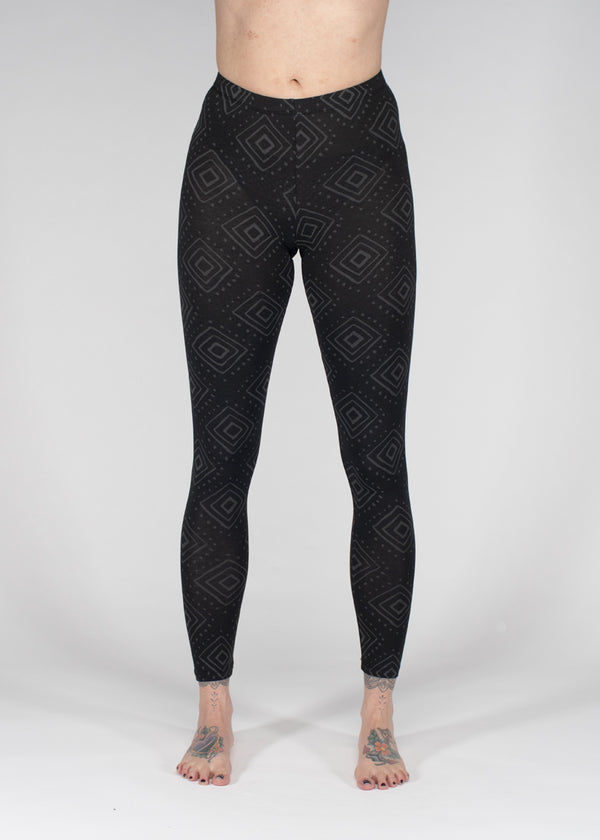 Leggings Tribal Diamond and Harlequin