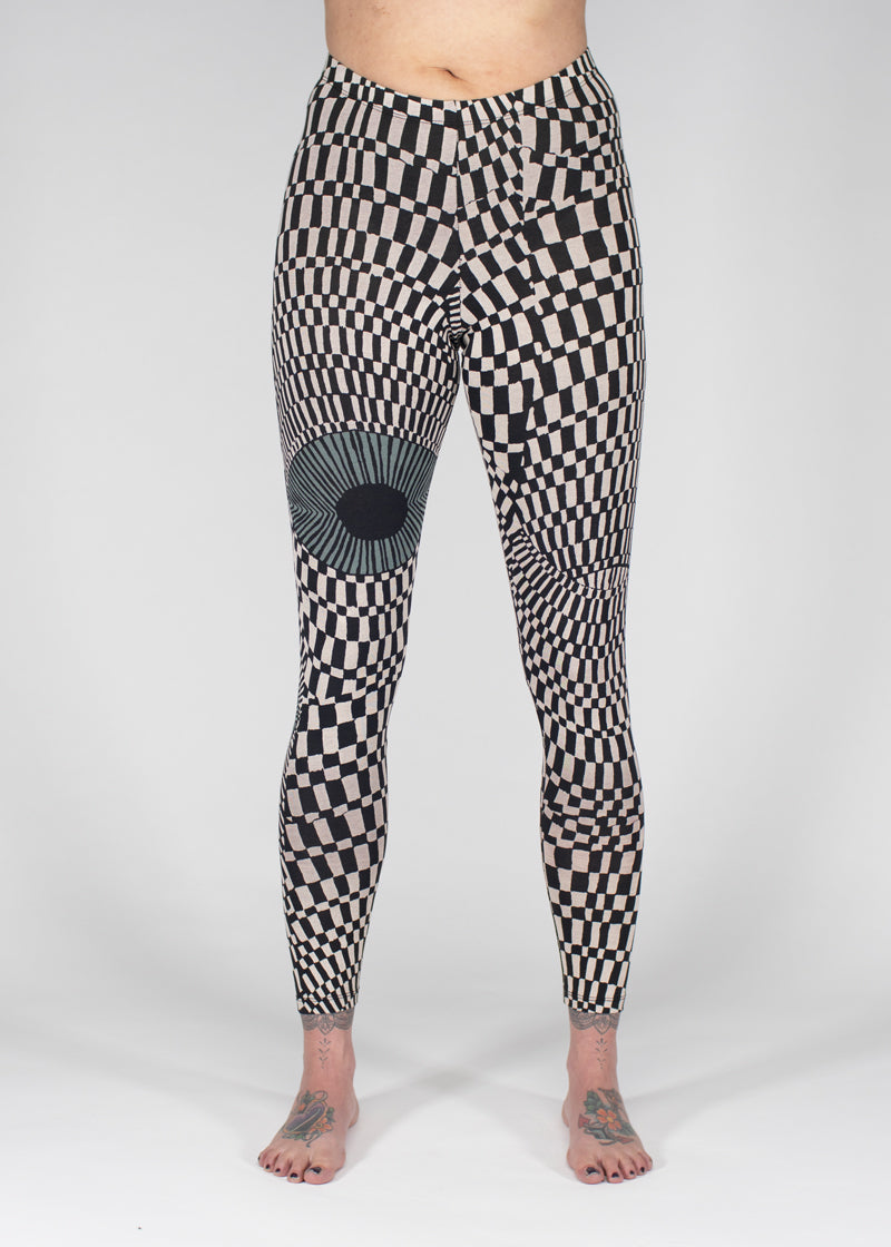 PRE-ORDER Leggings Vasarely Eye