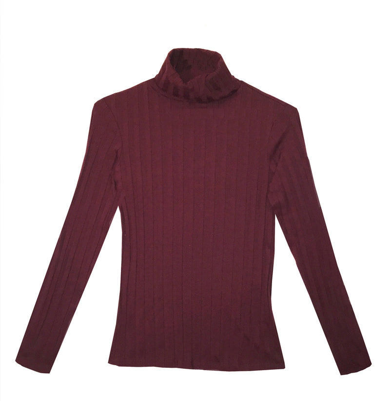 Turtleneck Bordeaux