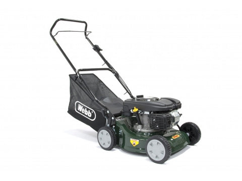 Petrol Lawnmower Webb R41HP