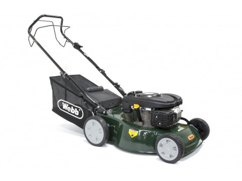 Petrol Lawnmower Webb R46SP