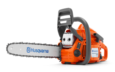 "Petrol Chainsaw 14"" Bar Husqvarna 135"