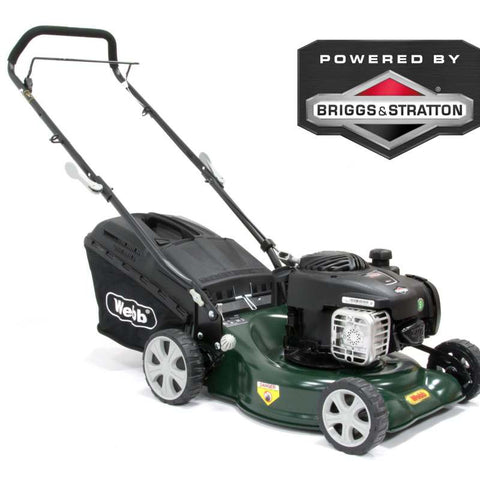 Petrol Lawnmower Webb R16HP